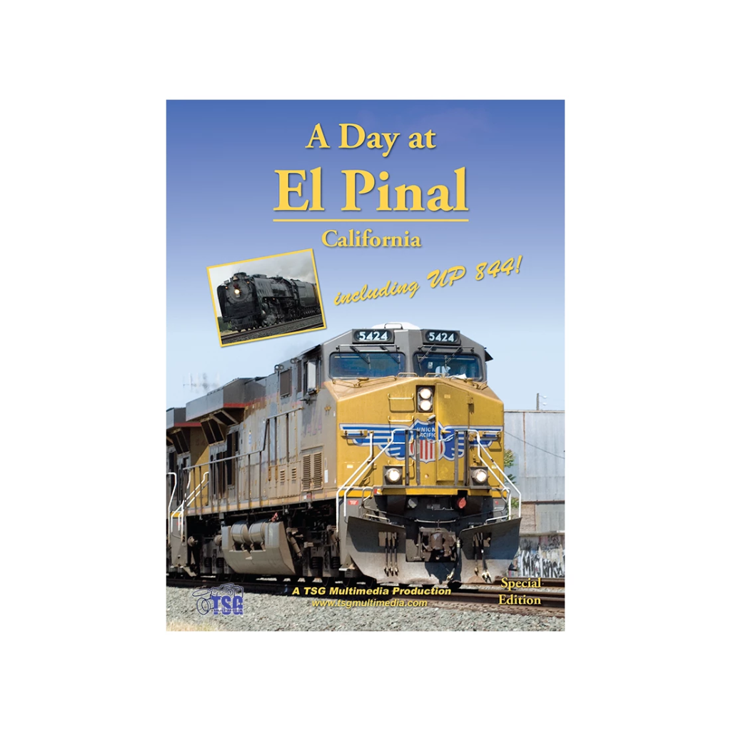 DVD: A Day at El Pinal California