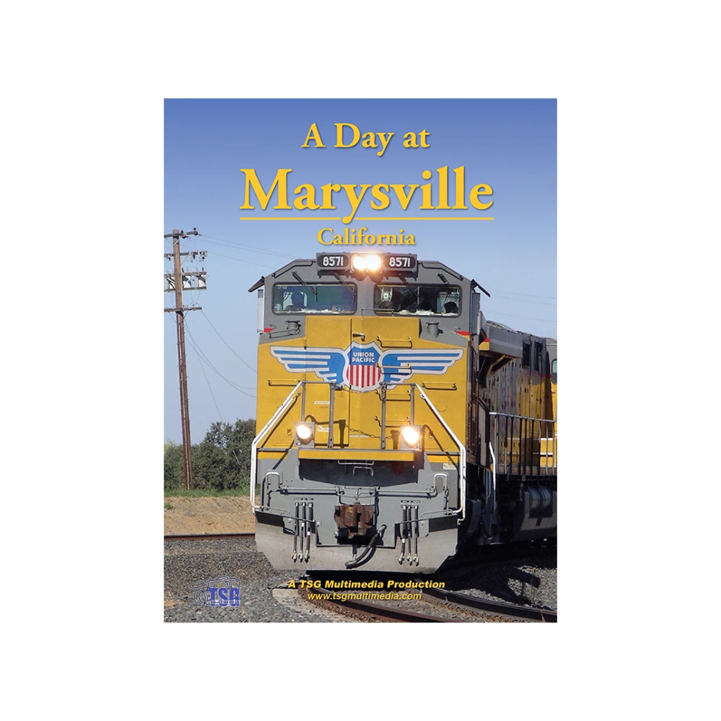 DVD: A Day at Marysville California