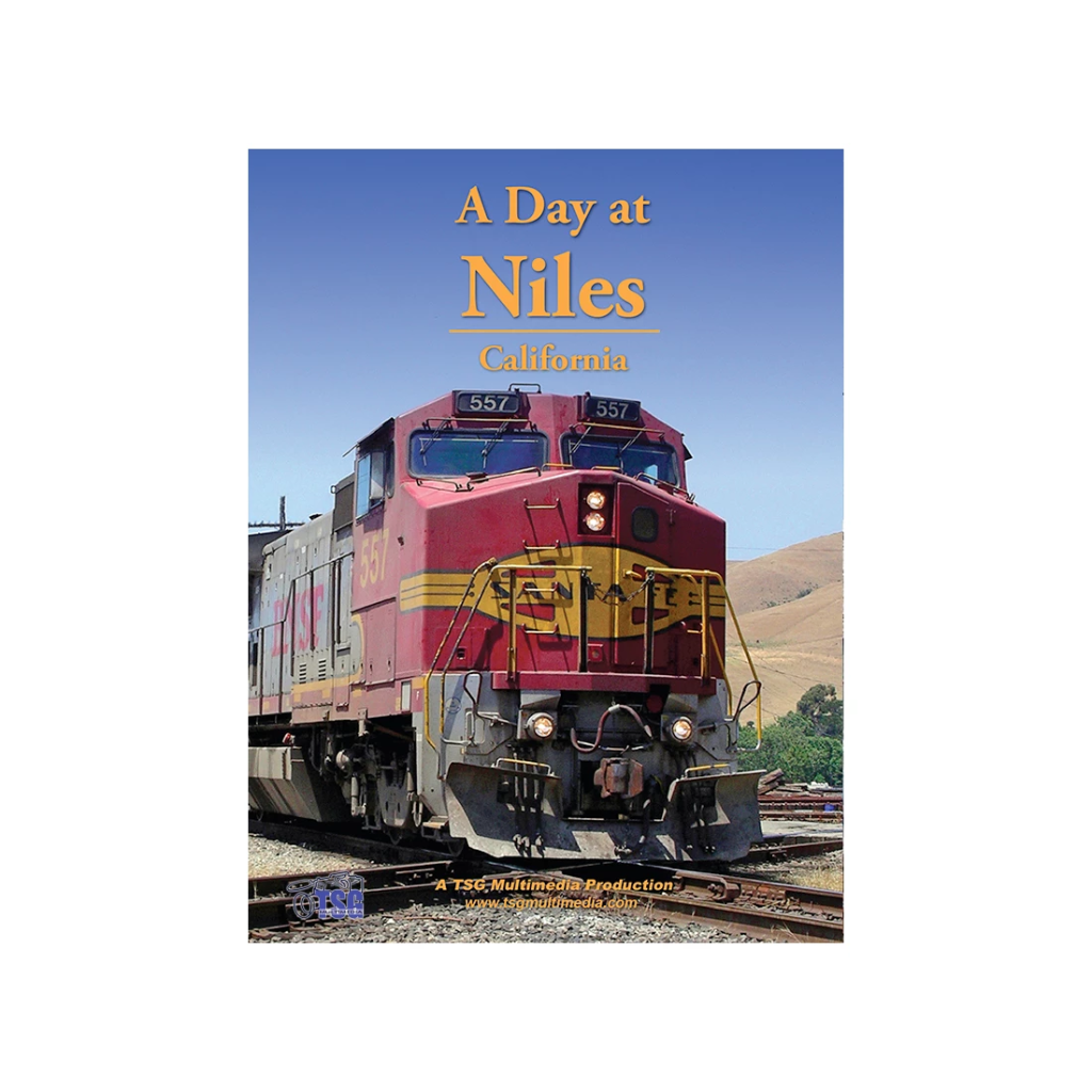 DVD: A Day at Niles California