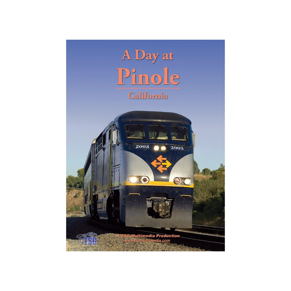 DVD: A Day at Pinole California