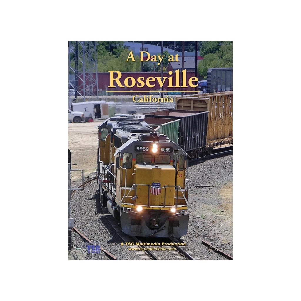 DVD: A Day at Roseville California