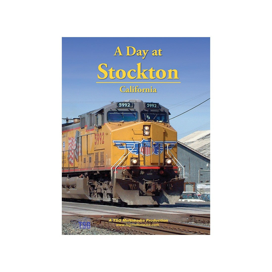 DVD: A Day at Stockton California