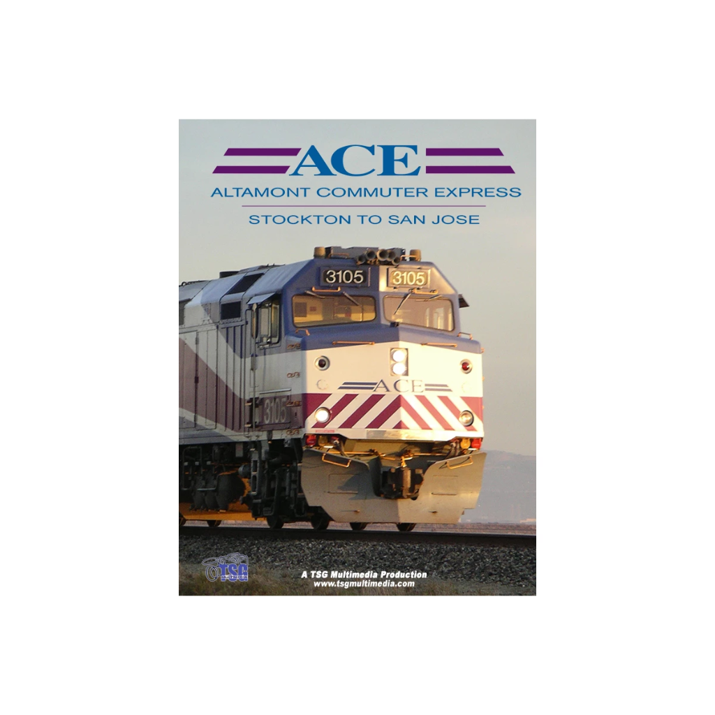 DVD: ACE - Stockton to San Jose