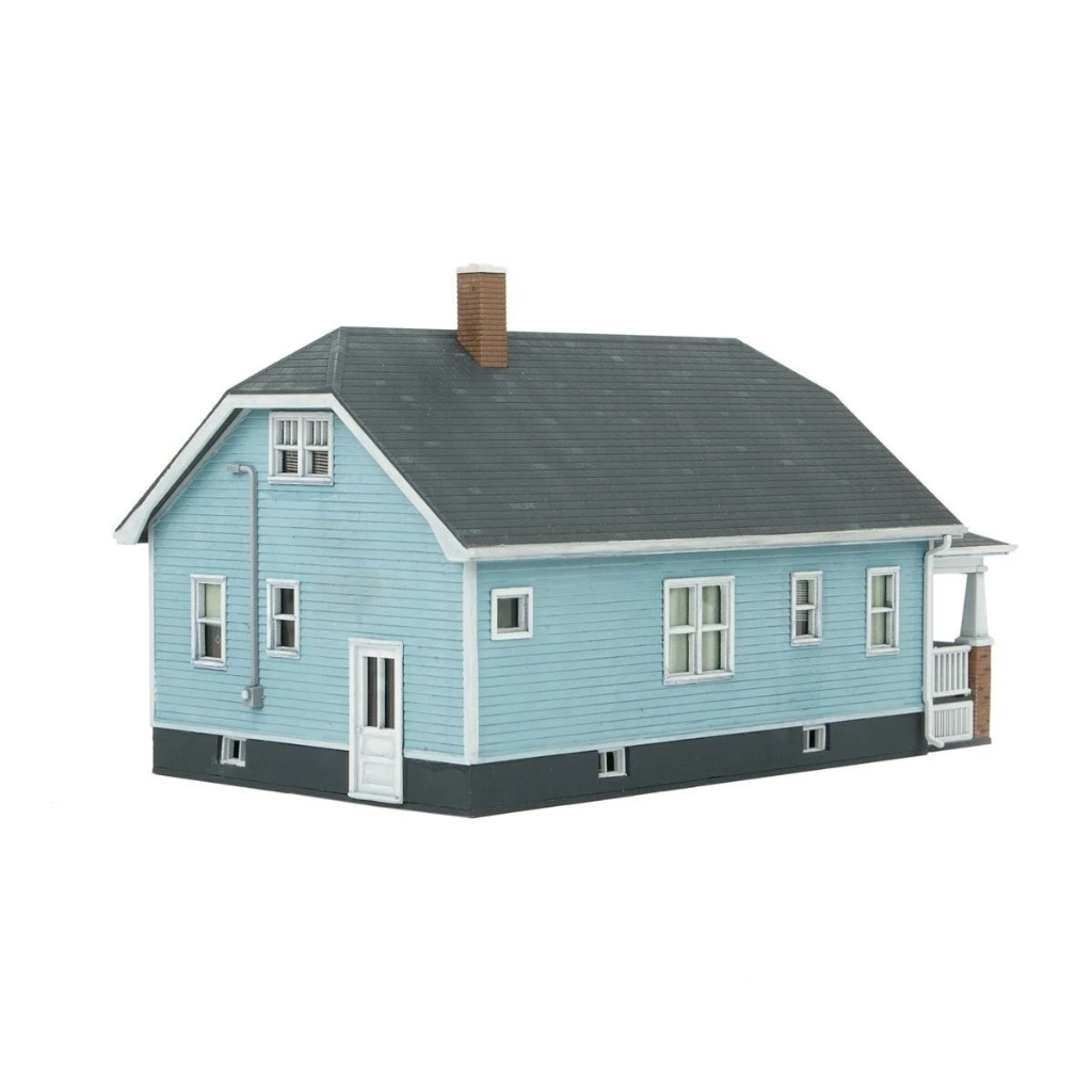 HO Scale: American Bungalow - Kit