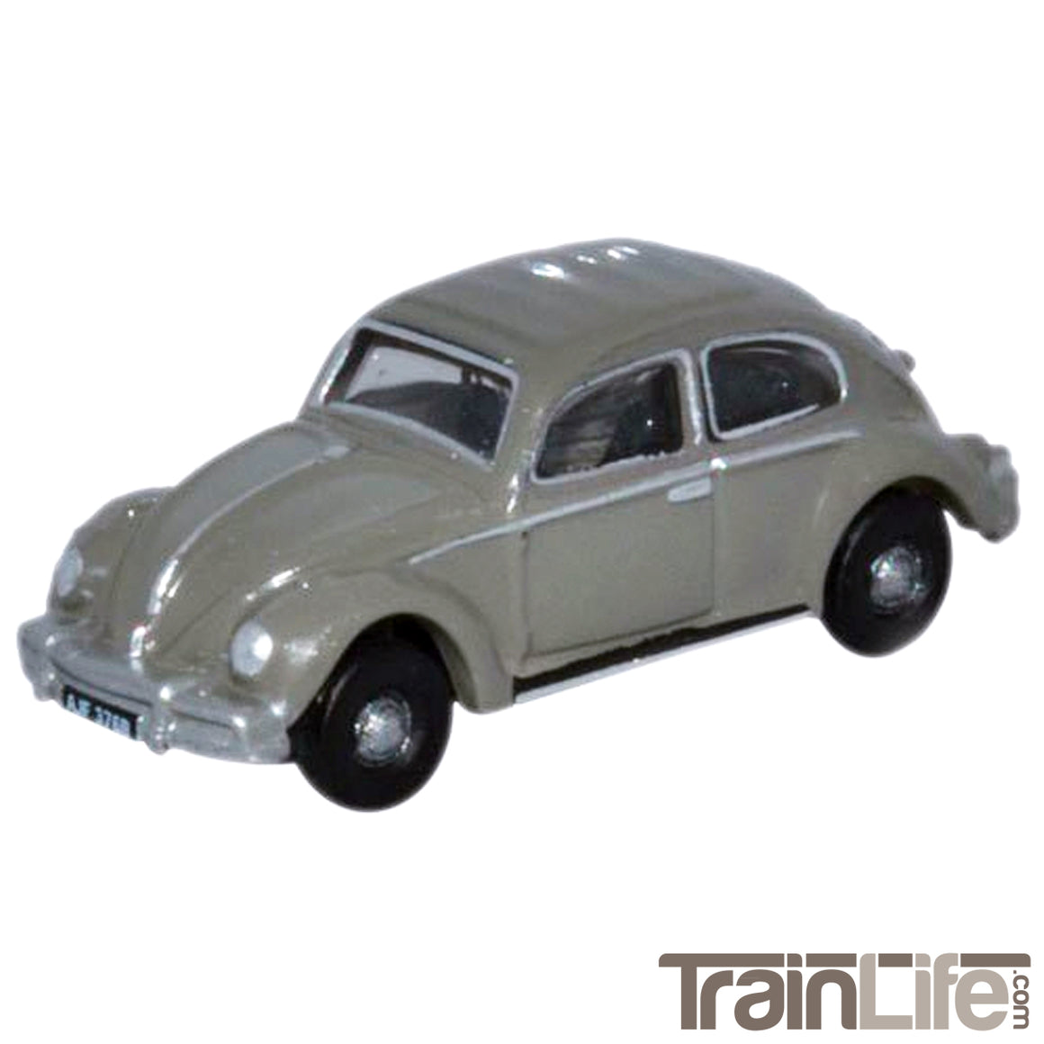 N Scale: Volkswagen Beetle - Anthracite
