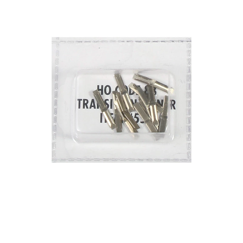 HO Scale: Code-83 Transition Rail Joiners (Nickel Silver)