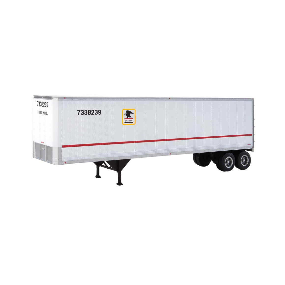 HO Scale: 40' Trailmobile Trailer - United States Postal Service - 2-Pack