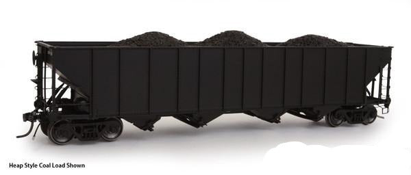 HO Scale: Coal Loads - Bethlehem 3483 Hopper