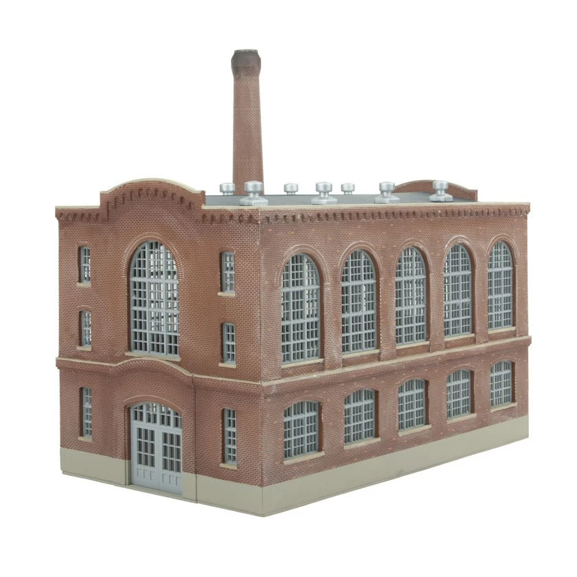 HO Scale: Brickworks - Kit