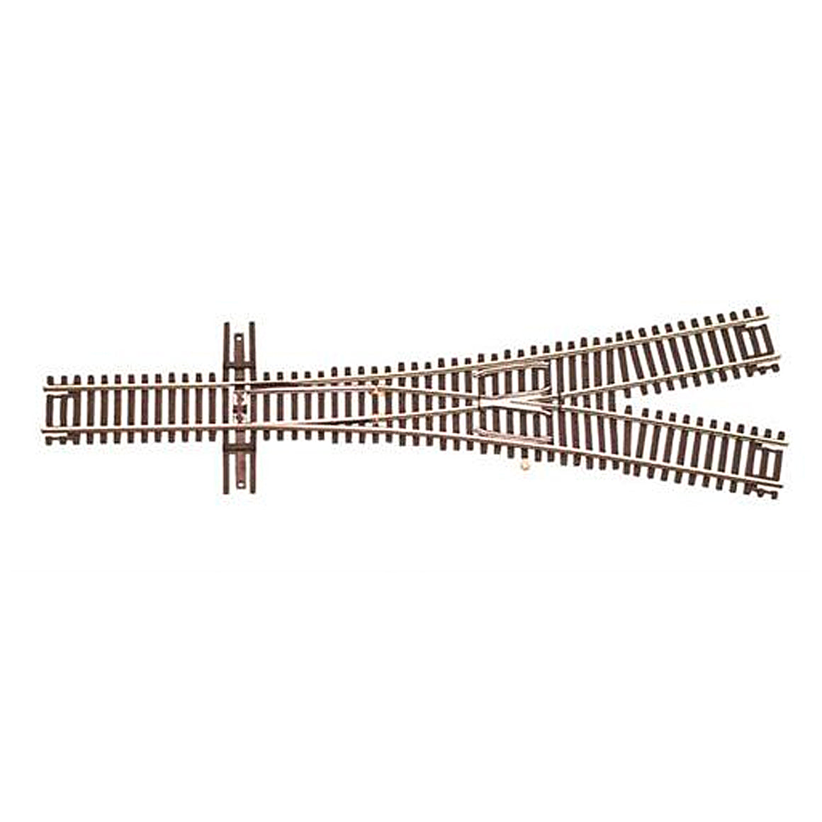 N Scale: Code 55 Snap Track Turnout - Wye