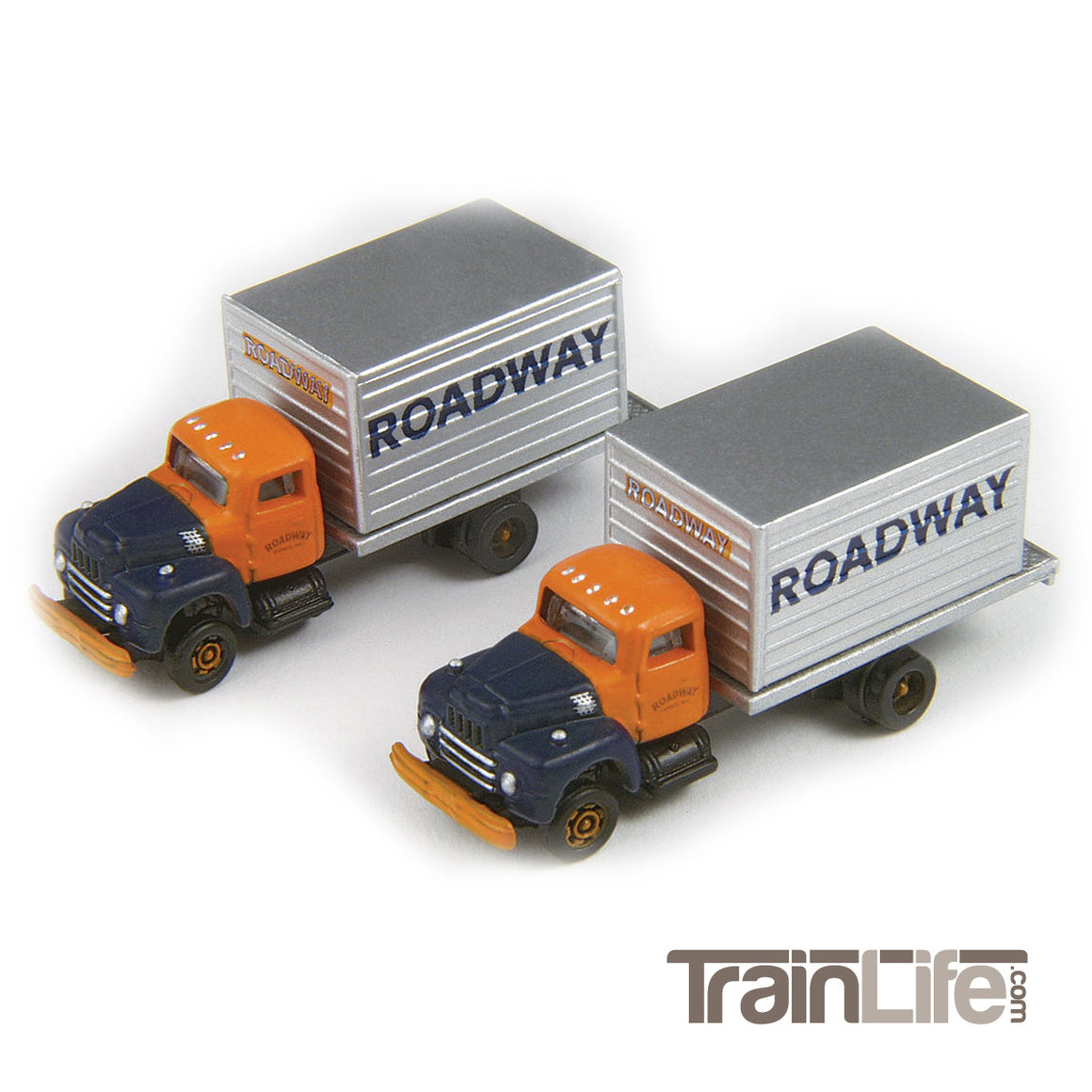 N Scale: IH R-190 Box Delivery Truck
