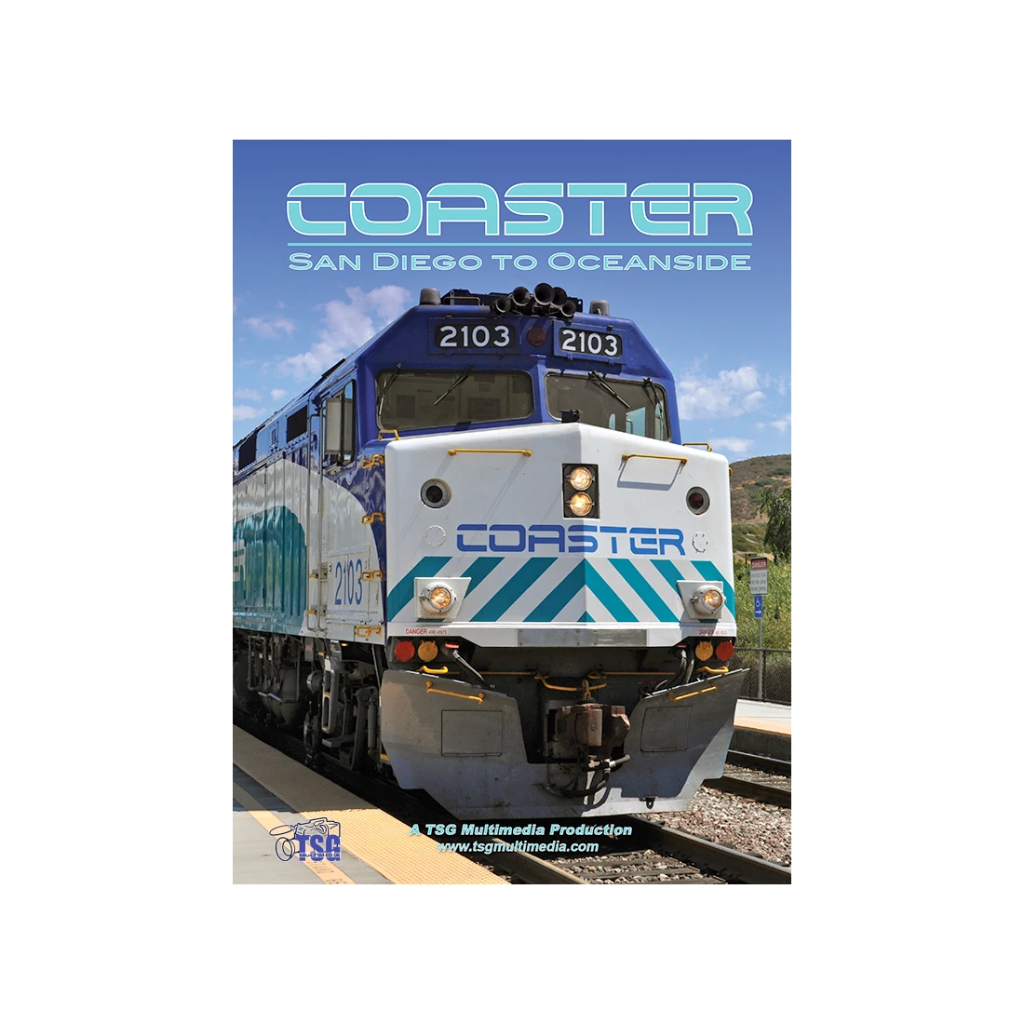 DVD: Coaster - San Diego to Oceanside