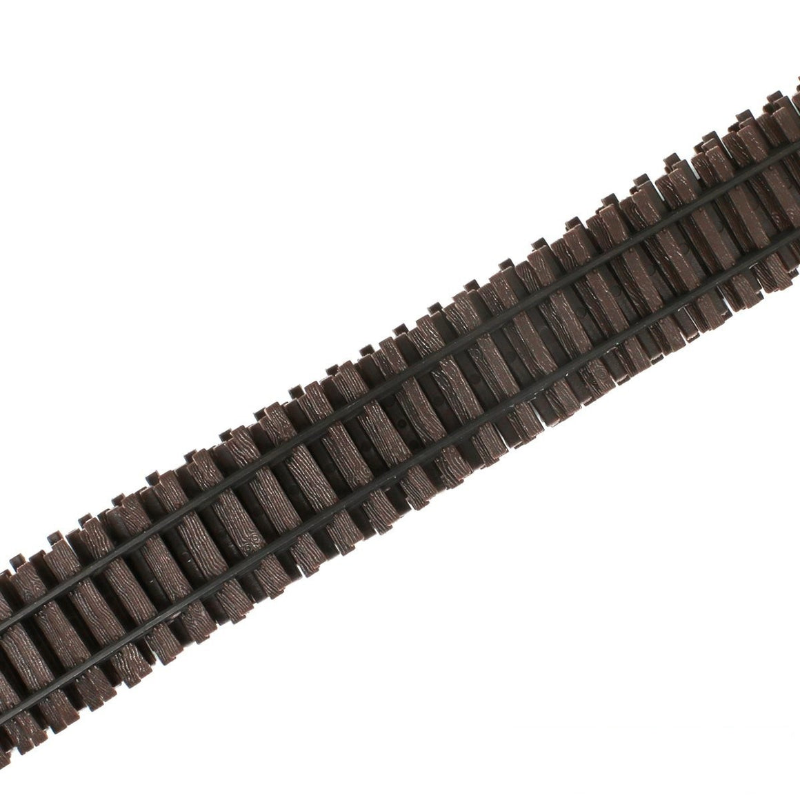 HOn3 Gauge: 3' Weathered Narrow Gauge Gauge Flex-Track - Code 55 (6 Pack)
