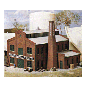 N Scale: Vulcan Manufacturing Co. - Kit