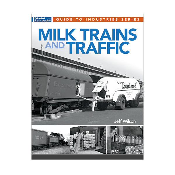 Books: Milk Trains and Traffic