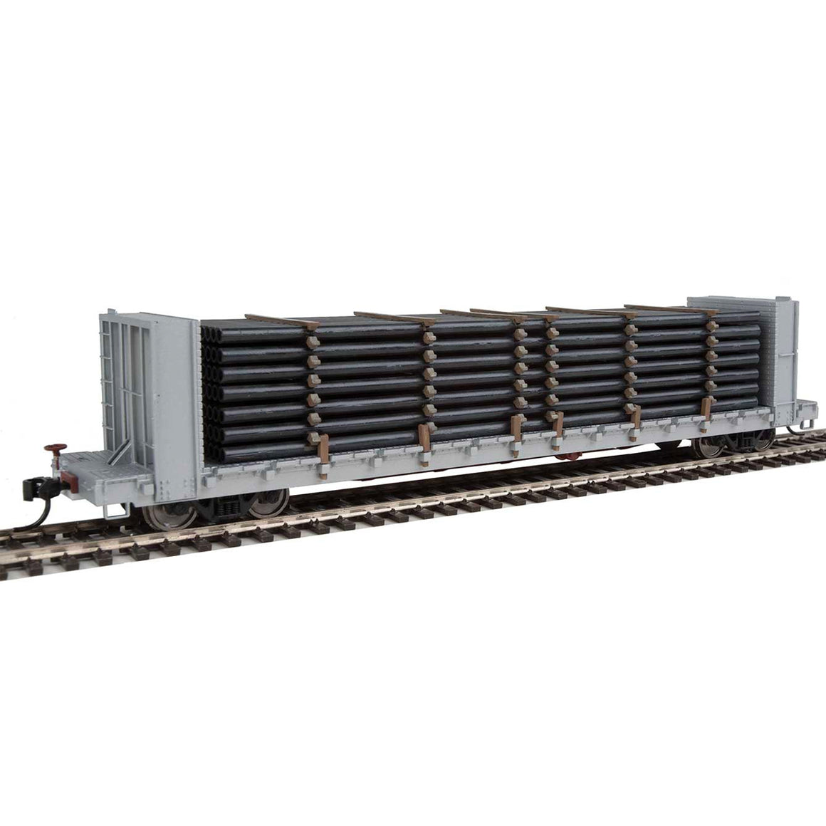 HO Scale: 48' Pipe Load - Kit