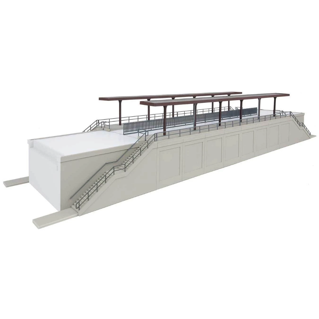 HO Scale: Elevated Commuter Station - Kit