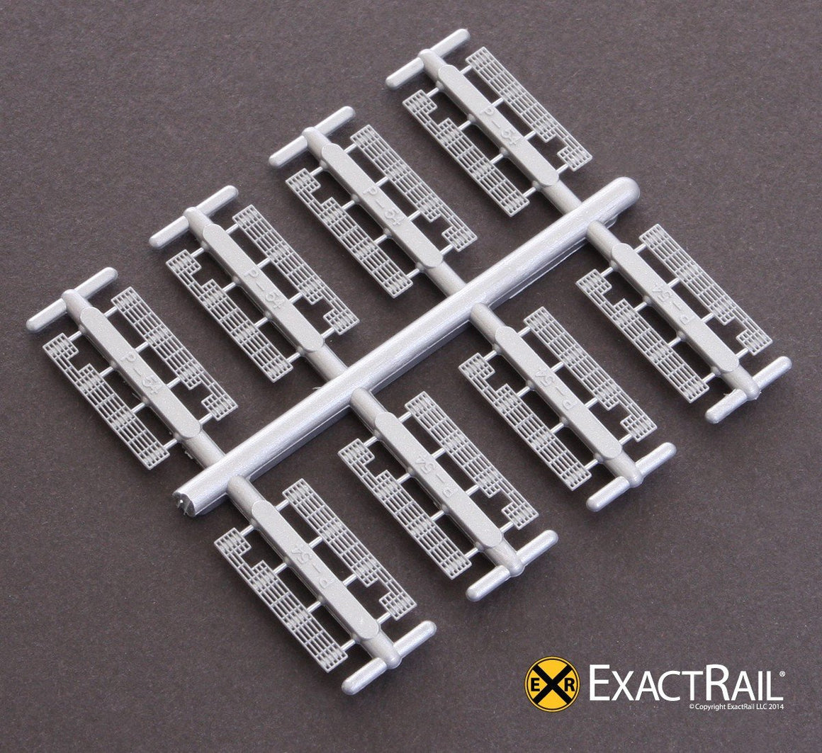HO Scale: Apex Cross-Over Walk, B-end