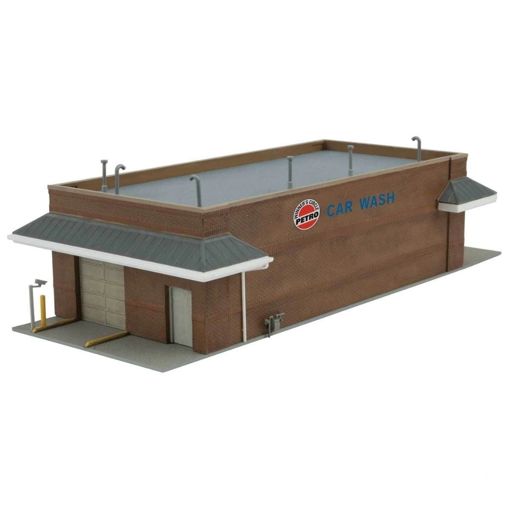 HO Scale: Gas Station Car Wash - Kit