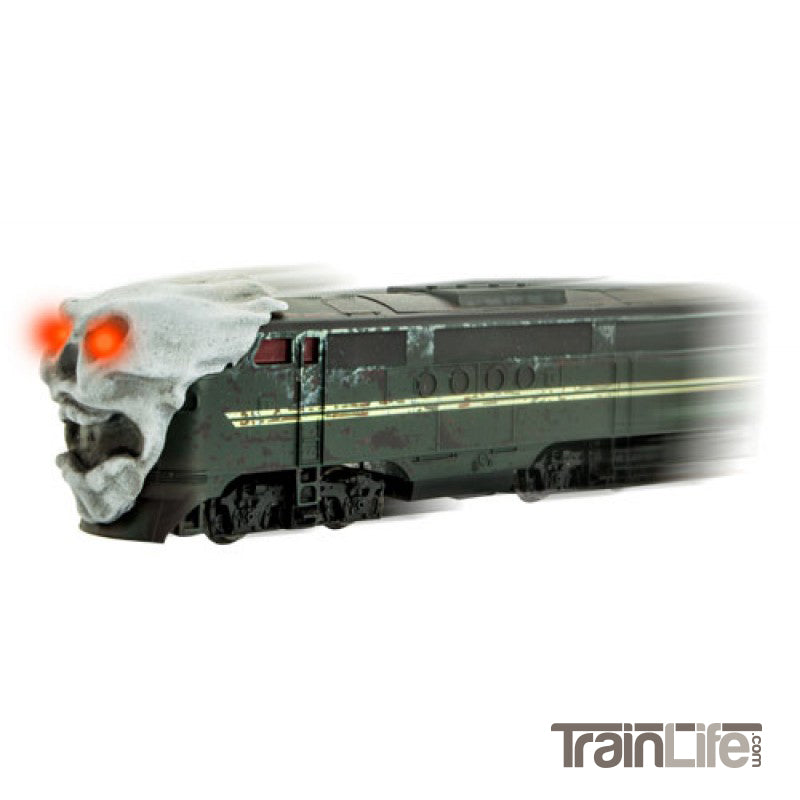 N Scale: Halloween Ghost Train Set