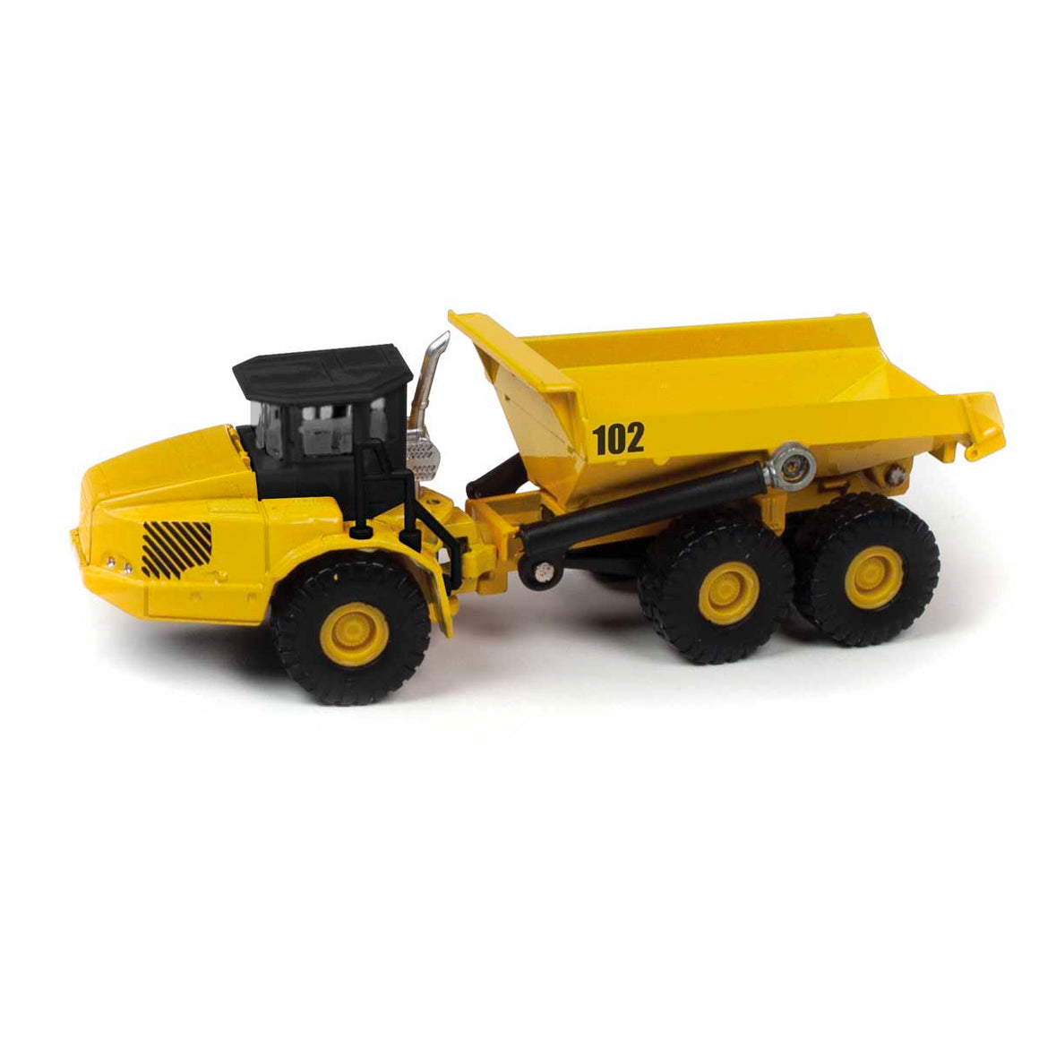 HO Scale: Heavy Earth Mover