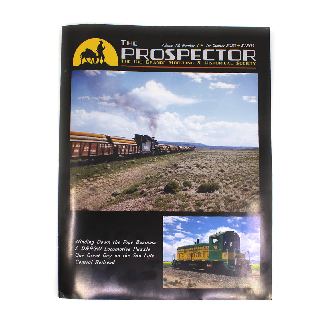 Magazines: The Prospector - First Quarter 2020
