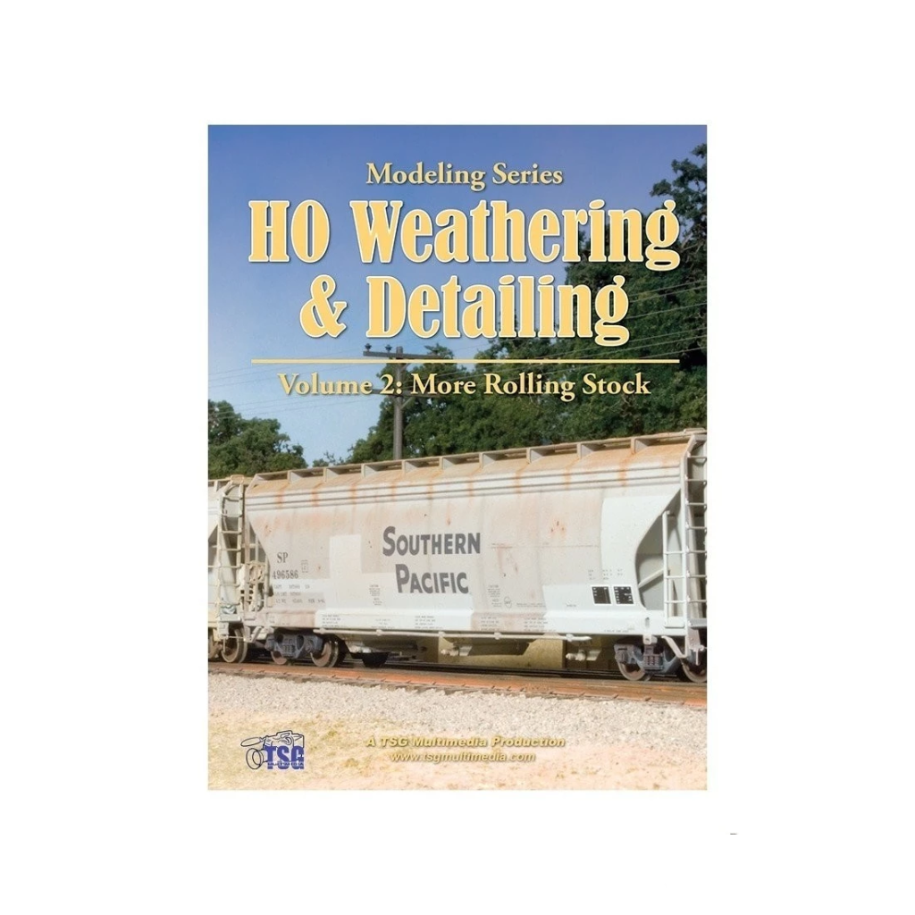 DVD: Modeling Series - HO Scale Weathering & Detailing - Volume 2