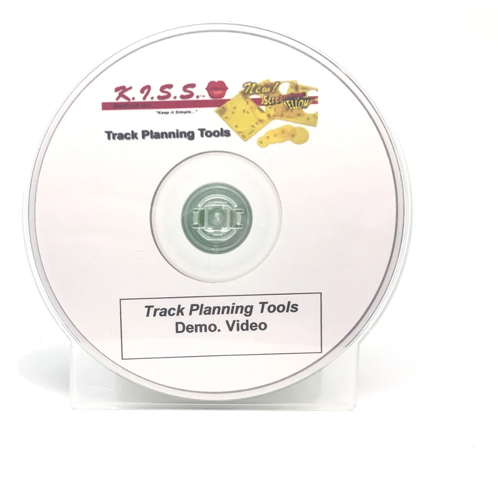 DVD: Track Planning Tools - Demo