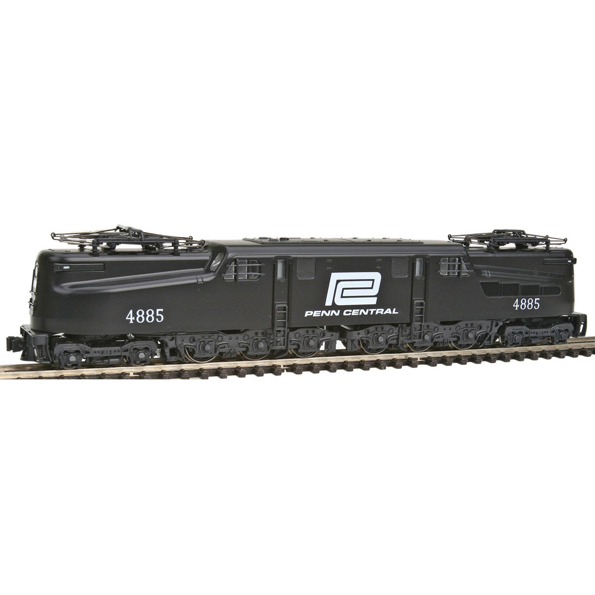 N Scale: GG1 Electric - DCC - Penn Central