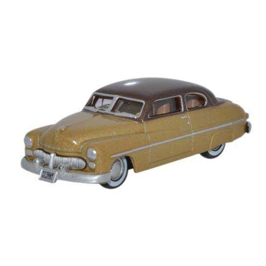 HO Scale: 1949 Mercury Eight Coupe - Lima Tan/Haiti Beige
