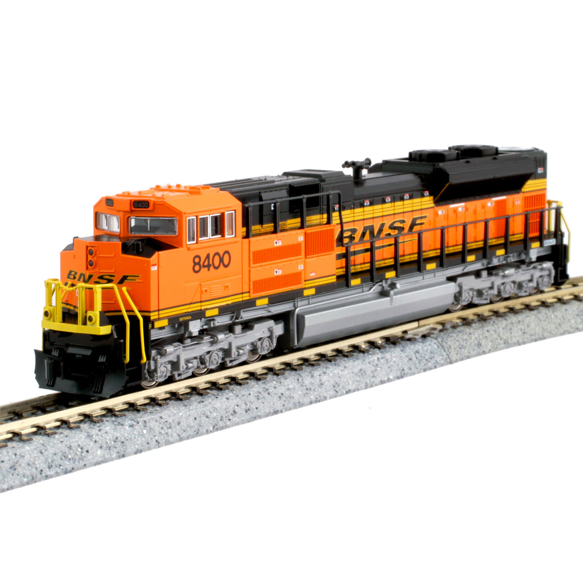 N Scale: EMD SD70ACe - DCC - BNSF