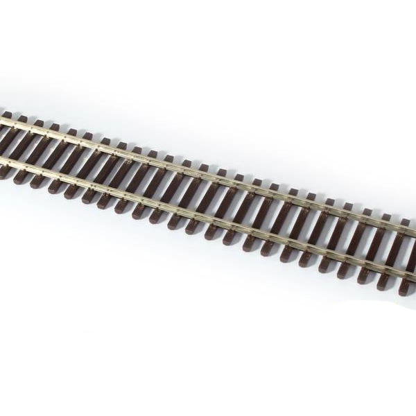 HO Scale: 3' Weathered Flex-Track - Code-83 - 6 Pack
