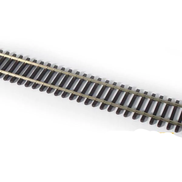 HO Scale: 3' Non-Weathered Flex-Track - Code-83 - 6 Pack