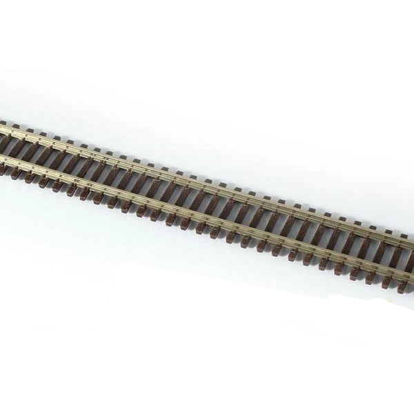 N Scale: 3' Weathered Flex-Track - Code - 70 (6 Pack)