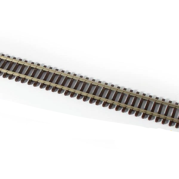 N Scale: 3' Non-Weathered Flex-Track - Code-55 (6 Pack)