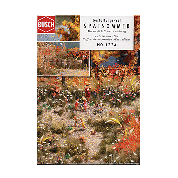 HO Scale: Golden October Field Arrangement Set