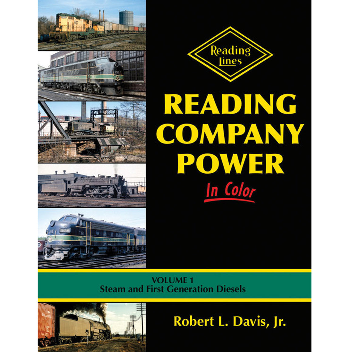 Books: Reading Company Power In Color - Volume 1