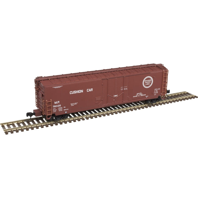 N Scale: 50' General American RBL Boxcar - Missouri Pacific