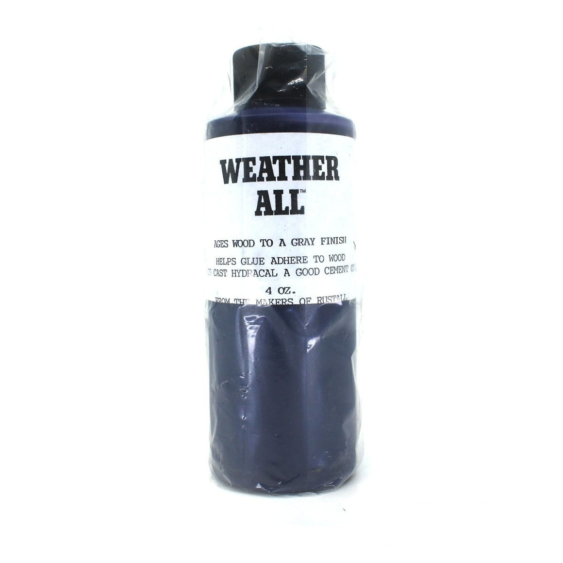 Weather-All Wood Stain - 4 oz. Bottle