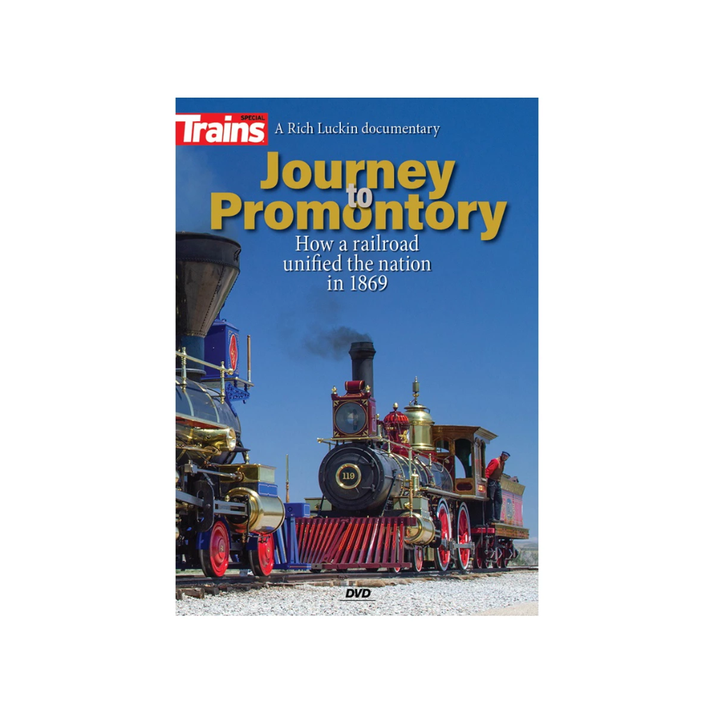DVD: Journey to Promontory