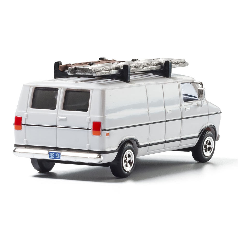 HO Scale: Modern Era Work Van