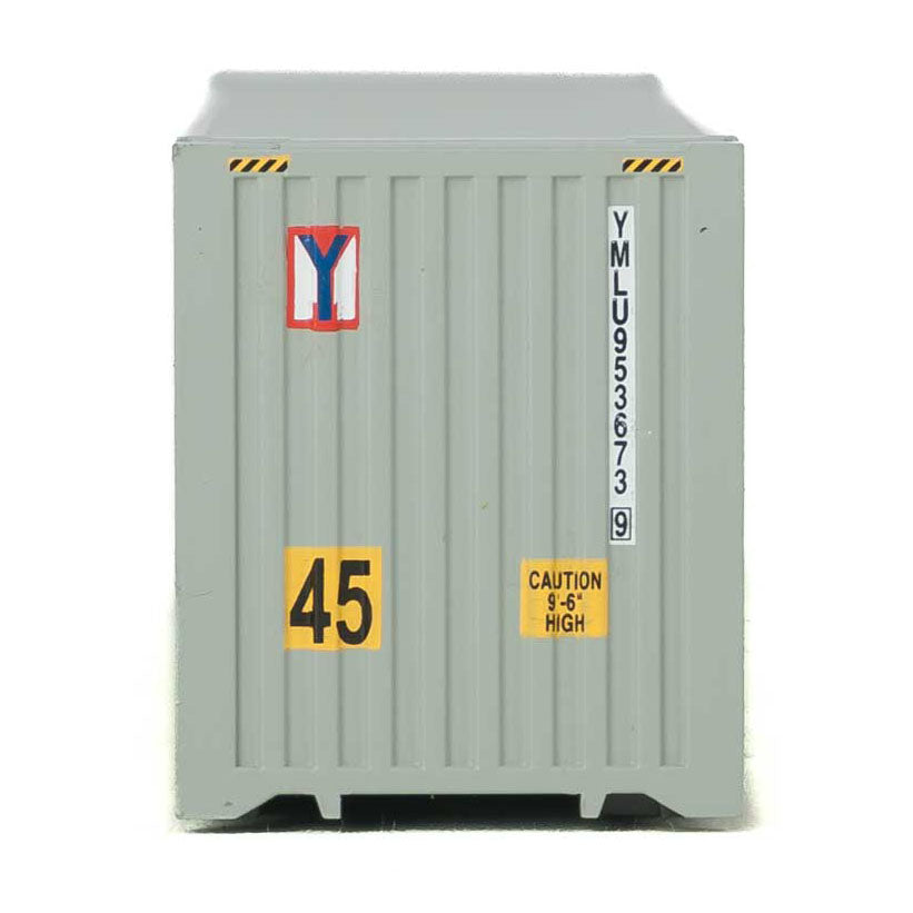 HO Scale: 45' CIMC Container - Yang Ming