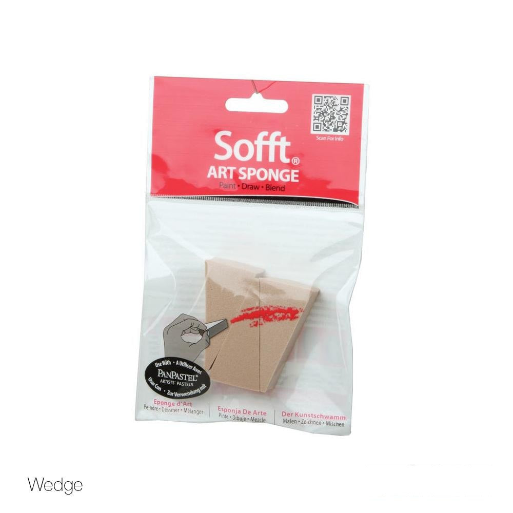 Sofft Sponge Bars - Various Shapes - 3 Packs