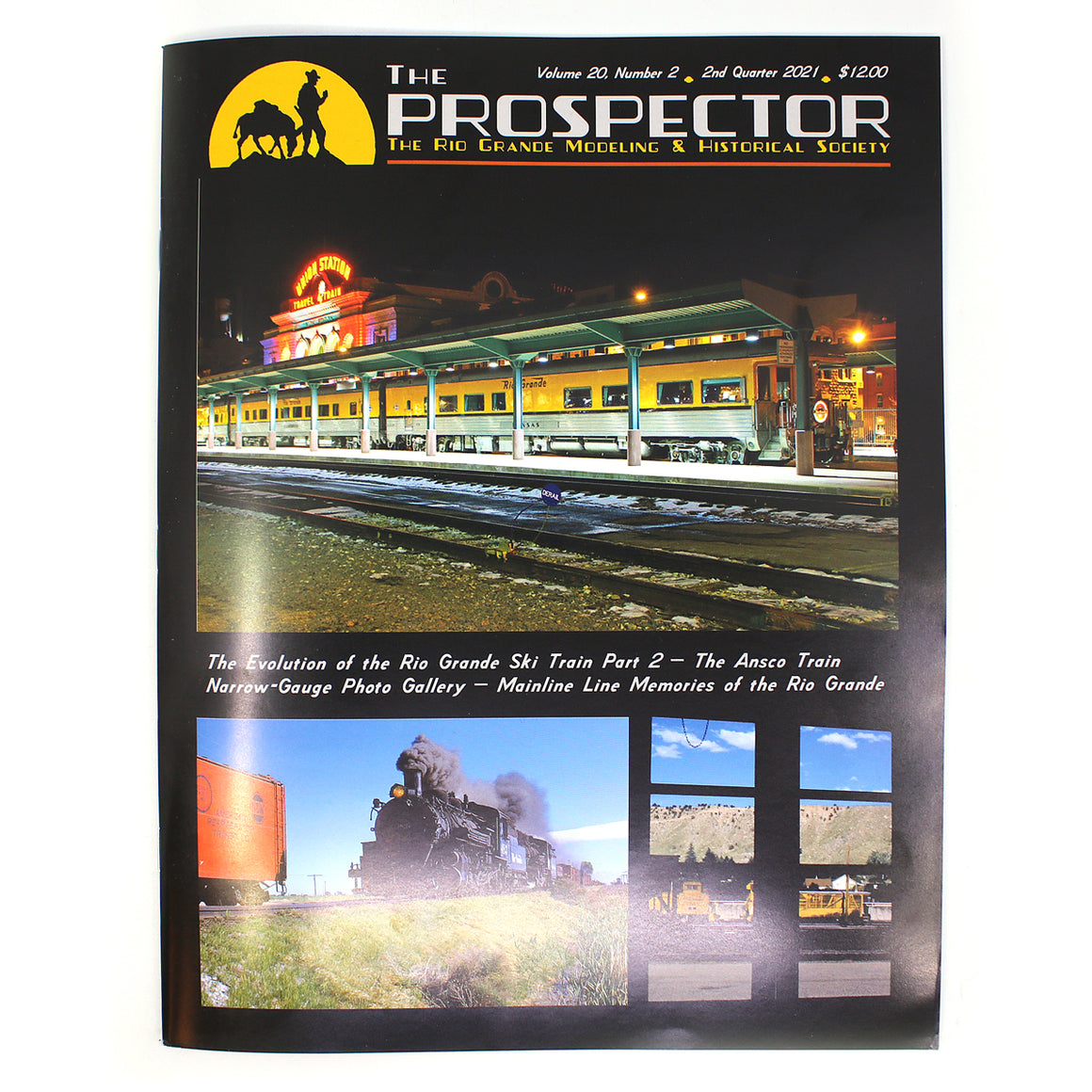 Magazine: The Prospector - 2nd Quarter 2021