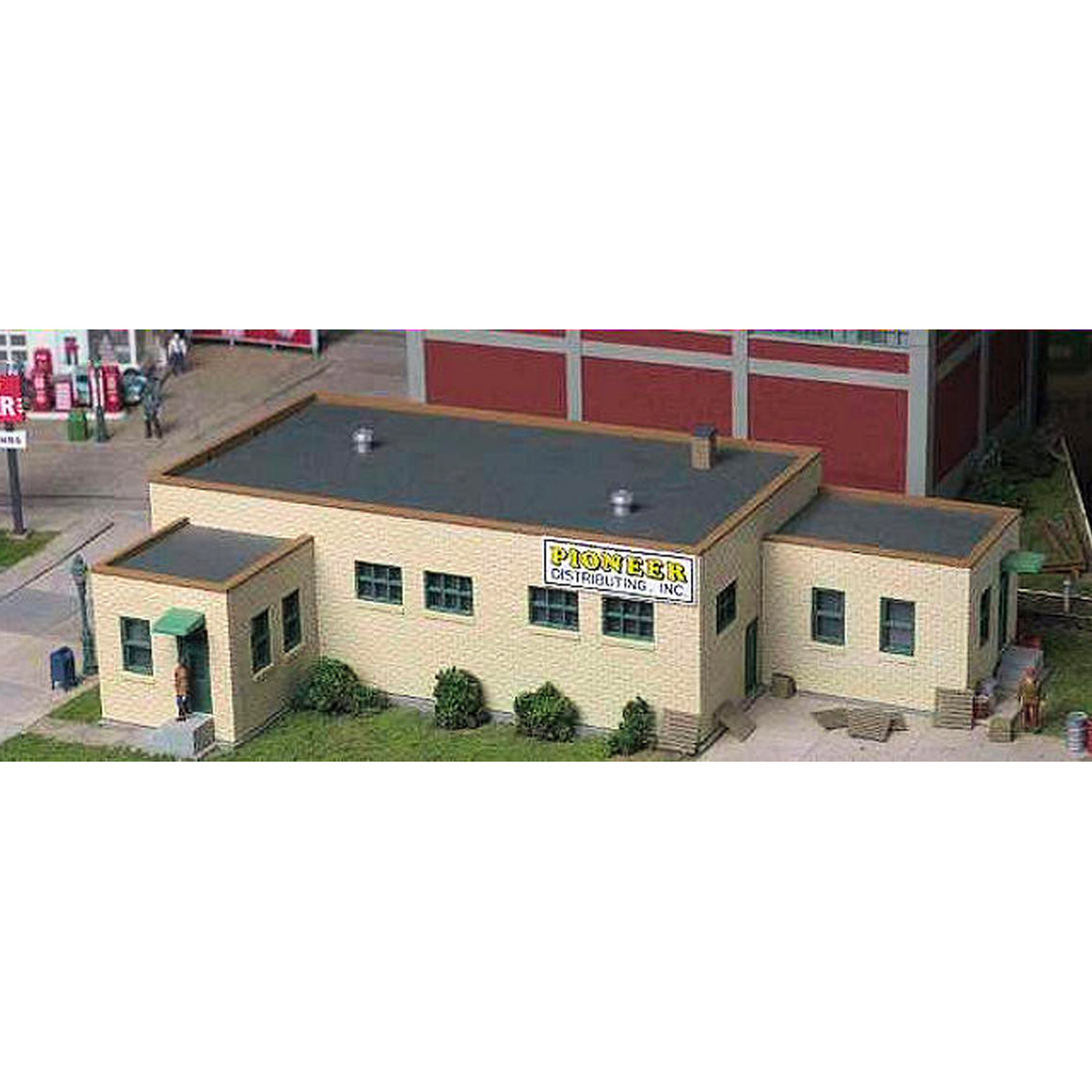 HO Scale: Carnegie Street Manufacturing - Kit