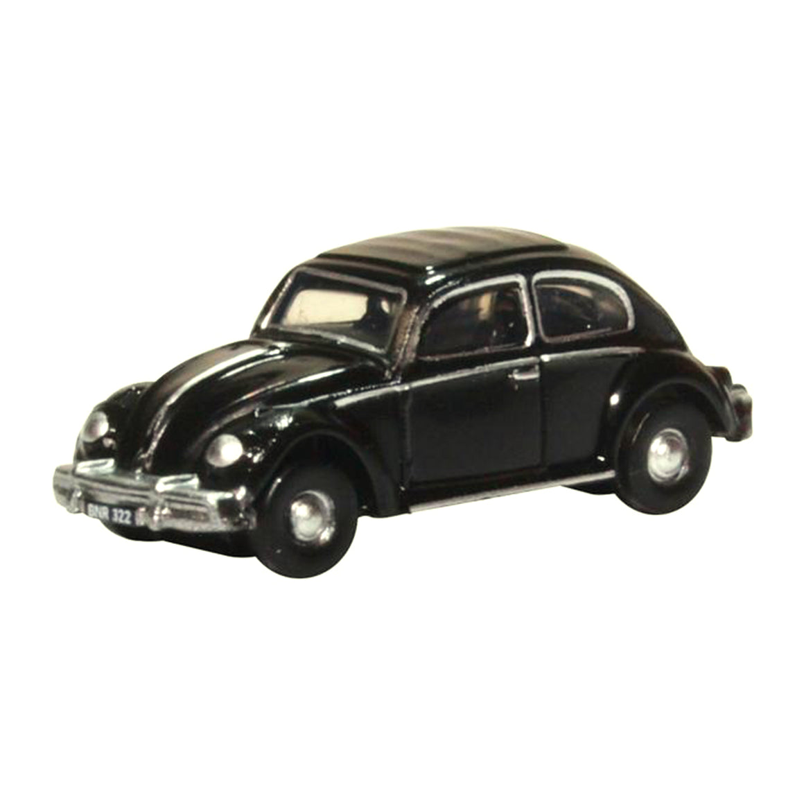 N Scale: Volkswagen Beetle - Black