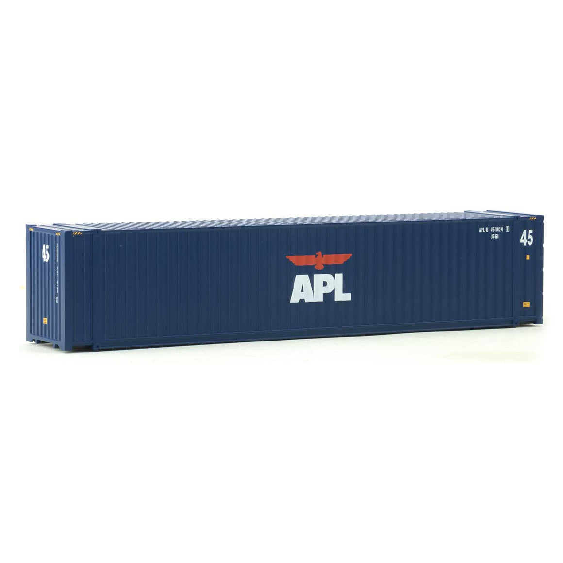 HO Scale: 45' CIMC Container - American President Lines