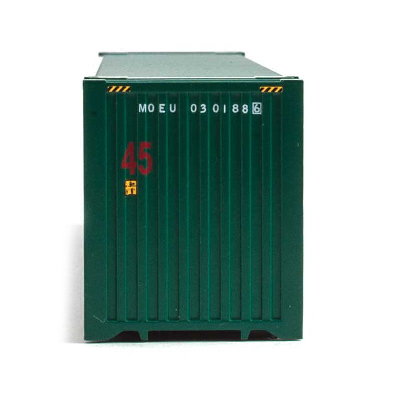 HO Scale: 45' CIMC Container - Mitsui Overseas Lines