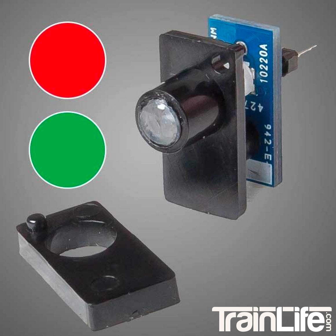 Fascia Indicator: Red / Green - Walthers Layout Control System