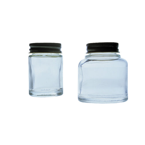 Airbrush: Glass Paint Jars